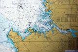 Oldany Island Chartlet