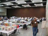 View of the RPM Meet hall.