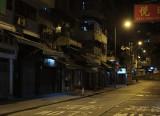 a disappearing neighbourhood