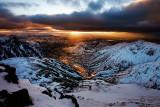 Midnight Mountain Walk