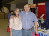 Jenn with Steve Malmkar