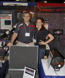 Ed and Kendra Thomas, Deep Space Products