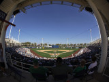 Game #4: D-Backs vs. Brewers, 3/7/13, Maryvale Baseball Park