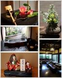 Inside decorations of Aso No Shiki