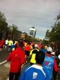 R&R Madrid maratón y 1/2 desde dentro
