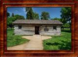 07-29-2011 Original Pony Express Cabin Nebraska