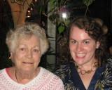 Mom's 90th birthday celebration at the Park Plaza Gardens Restaurant, Florida