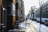 Winter in the city / Vinter i byen
