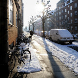 Winter in the city / Vinter i byen