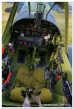 Curtis P40 Kittyhawk Cockpit