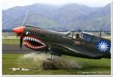 Curtis P40 Kittyhawk meets Water (2)