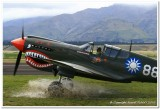 Curtis P40 Kittyhawk meets Water (1)