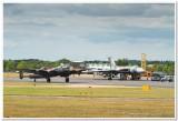 2 Generations of Avro Bombers