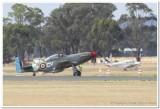 P-51D Heat Haze