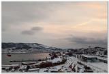 Narvik Havn Sunset