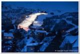 Night Ski Run