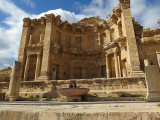 Roman Theatre Ruin
