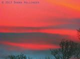 Vermont Sunshades At Dusk