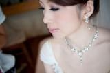 新娘Sandra於福華飯店之結婚新秘造型