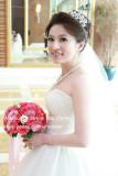 新娘_佳於大直典華之結婚新秘造型紀錄