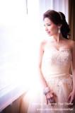 新娘_Patty於喜萊登飯店之訂婚新秘造型紀錄