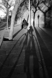 sombras largas