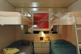 The stateroom on Vista Deck See the place
