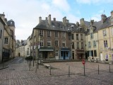 our trip starts in historic Bayeux...