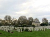 here, more than 4500 British and Commonwealth soldiers were buried...