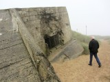 the next day, we head first to Juno Beach near Courseulles-sur-Mer...