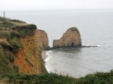 the Pointe was the site of a fierce cliff-face battle on D-Day...