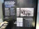 here's a display on the FAFL, French air forces which also supported the D-Day landings