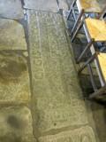 ...even in the floor