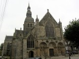 St. Saviour's church was built starting in 1120...