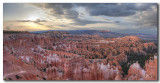 Evening in Bryce Canyon National Park