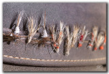 Trout Flies - My Father's Hat