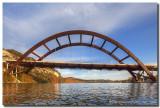Kayaking Under Pennybacker Bridge - (no kayaks in picture)