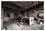 Ogm factory, abandoned...