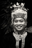 Bali - Traditionnal Wedding- No need to be a king to be as nice as a king