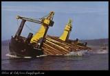 45-Ton Cranes on 'Haida Carrier'