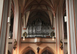 Cathedral in Opole,Poland