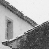 Snowing in zigzack