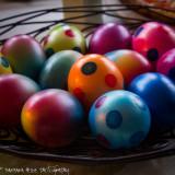 plenty of Easter eggs