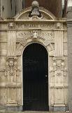 Seventeenth century door