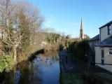 Swansea Canal walk, 8th December 2012