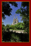 Basilica Sagrada Familia (Holy Family), Barcelona Spain
