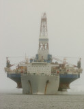 Shell Oil Co.'s vessels in Dutch Harbor