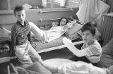 Children's ward, Kosevo Hospital
