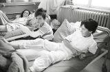 Kids' long-term care ward