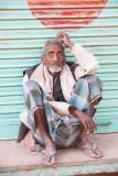 old man, Karauli